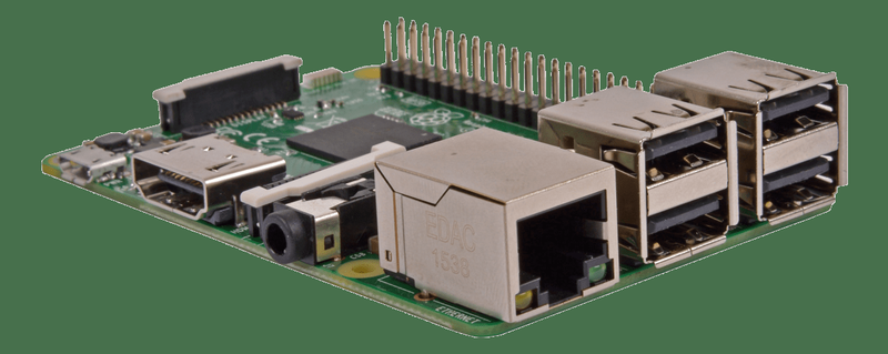 Raspberry pi 3 model b enkortsdator 1gb lpddr2 quad core arm
