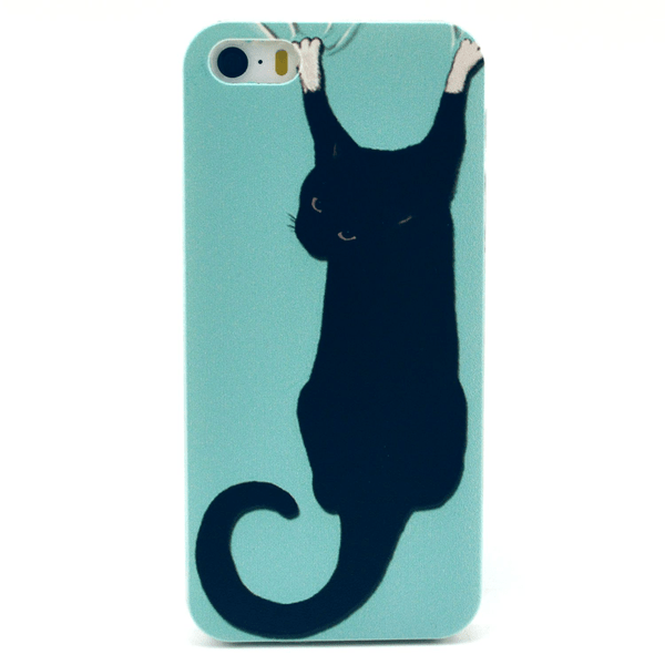 Backcover für iphone 5/5s – katze