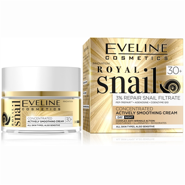Royal snail day and night cream 30+