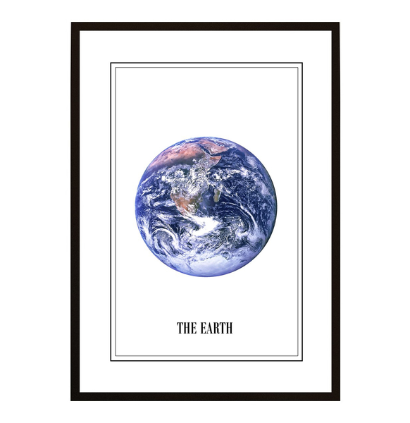 Poster - The Earth 40x50cm