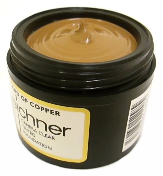 Leichner camera clear tinted foundation-blend of copper