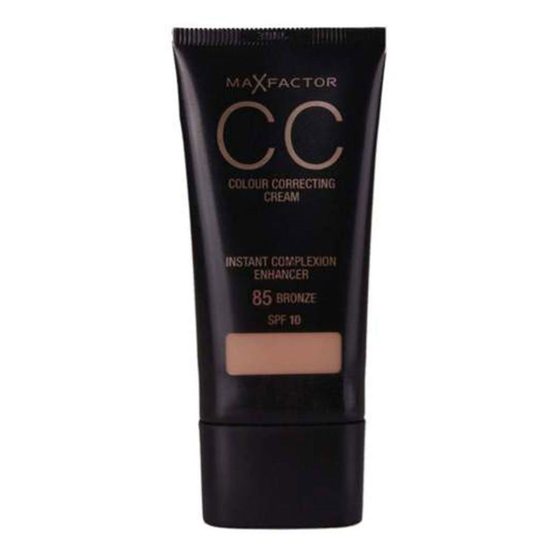 Max factor cc cream spf10 30ml bronze – 85