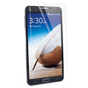 Samsung galaxy note 3 displayskydd (klar)