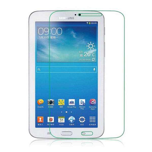 Samsung galaxy tab 3 7.0 screen cover in hardened glass