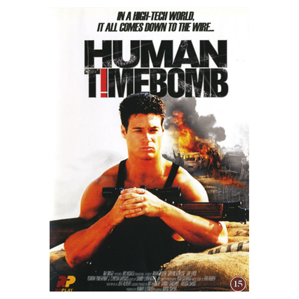 Human timebomb (dvd) action med bryan genesse