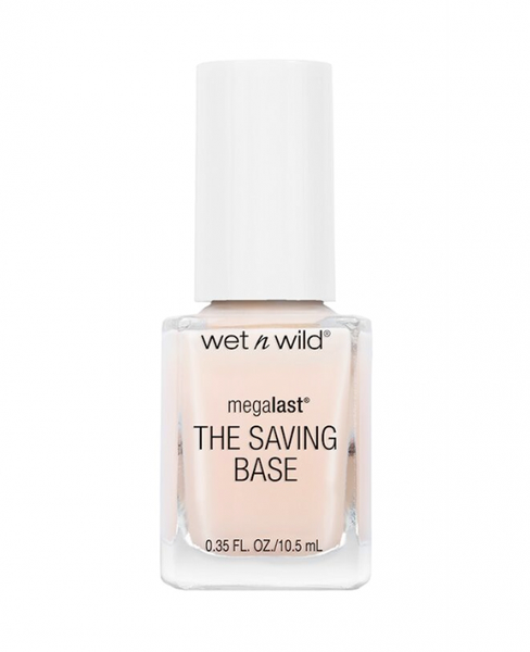 Wet n wild megalast the saving base fortifying base coat – never