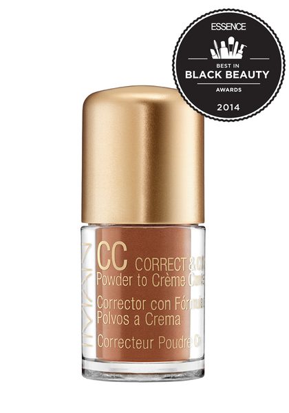 Iman cc correct & cover tone evener powder to creme-earth medium