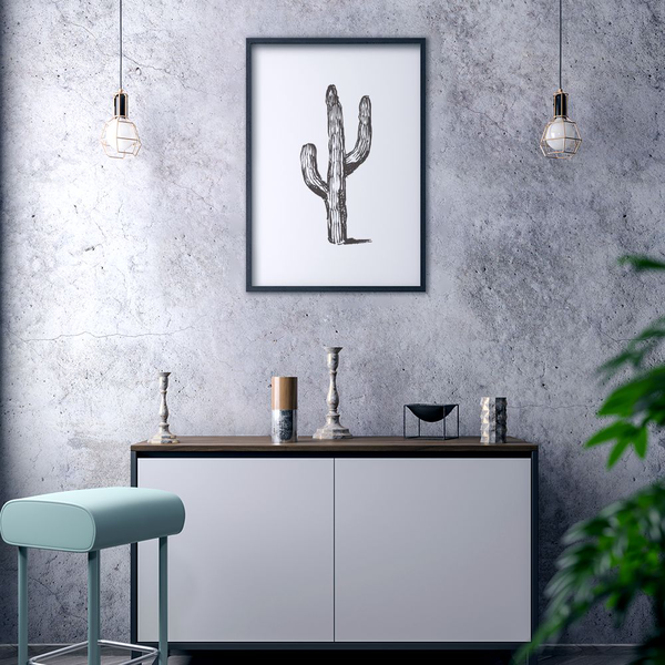Poster Poster Poster A3 30x42cm Cactus f1bbd8