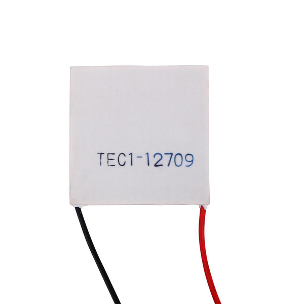 12v tec1-12709 100w thermoelectric cooler peltier plate 4