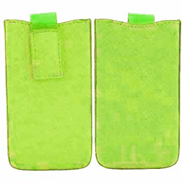 Iphone pocket (lime)