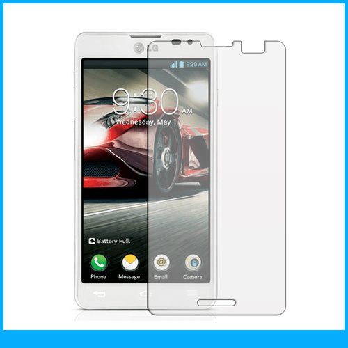 Lg optimus f5 displayskydd (spegel)