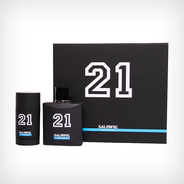Salming 21 authentic est 1991 giftset 100ml edt+deo stick 75ml