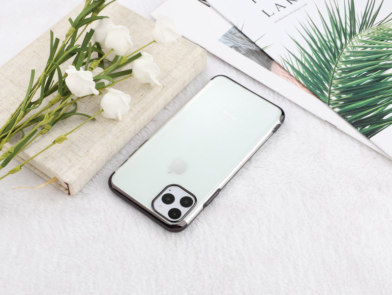 Electroplated tpu case iphone 11 pro
