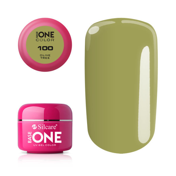 Base one – color – olive tree 5g uv-gel