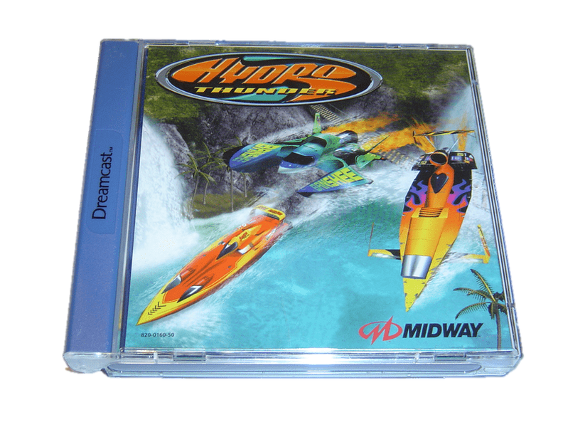 Hydro thunder dreamcast