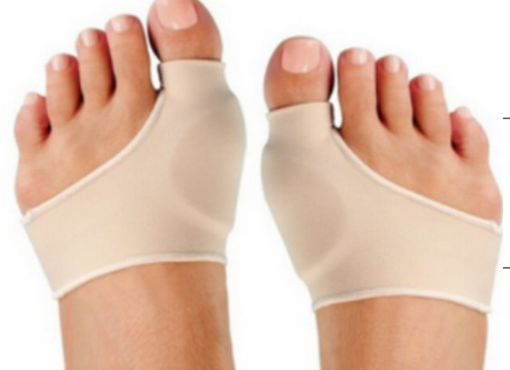 1 pair bunion pads toe bunion corrector protector gel spand