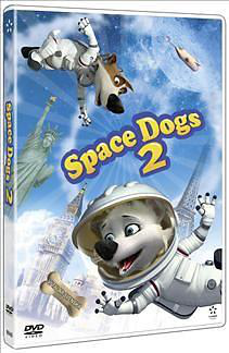 Space dogs 2 – dvd