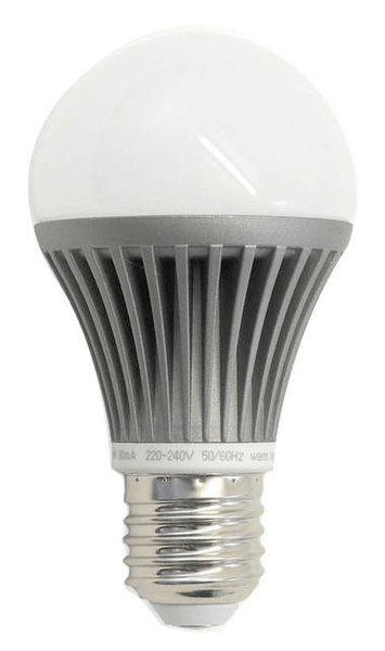 Led lampa e27 9w 6-pack