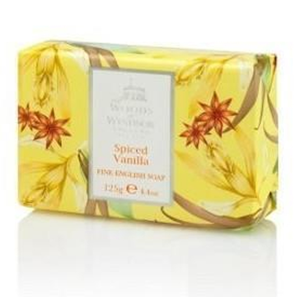 Woods of windsor fine english soap – spice vanilla