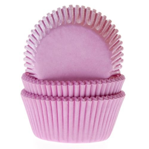 50 house of marie muffinsformar ljusrosa light pink cupcakes