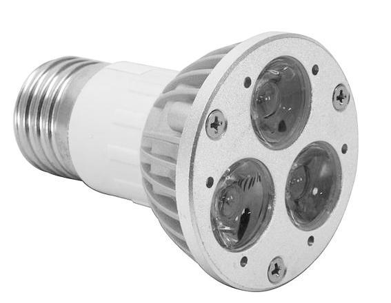 Led lampa e27 3w 6-pack