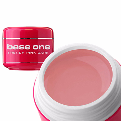 Base one – builder – french pink dark – 15 gram – silcare