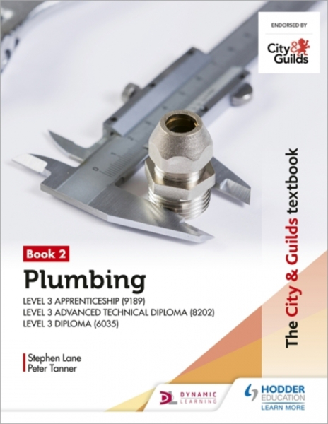 The city guilds textbook plumbing book 2 for the level 3 by