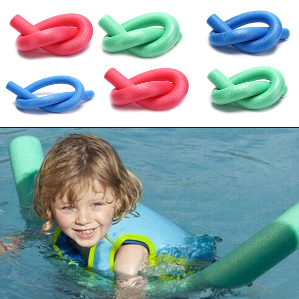 1pc swimming swim pool noodle water float aid foam float for chi