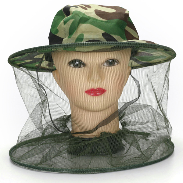 Worldwide midge mosquito insect hat bug mesh head net face prote