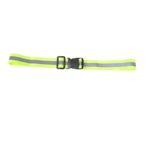 High visibility reflective safety belt running jogging walking b