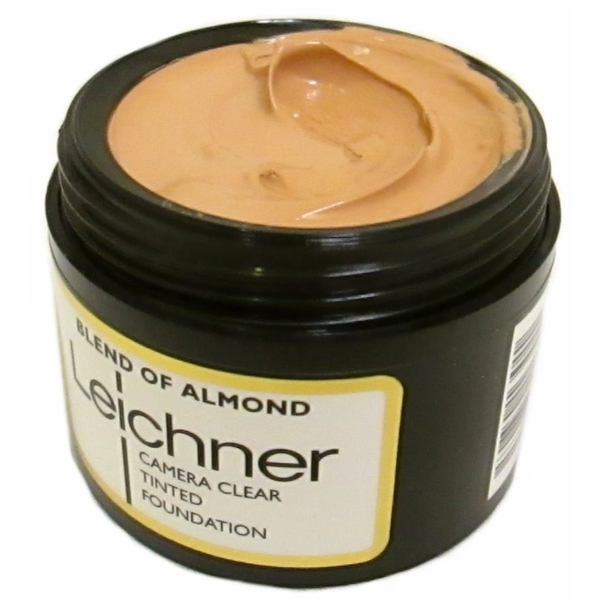 Leichner camera clear tinted foundation – blend of almond