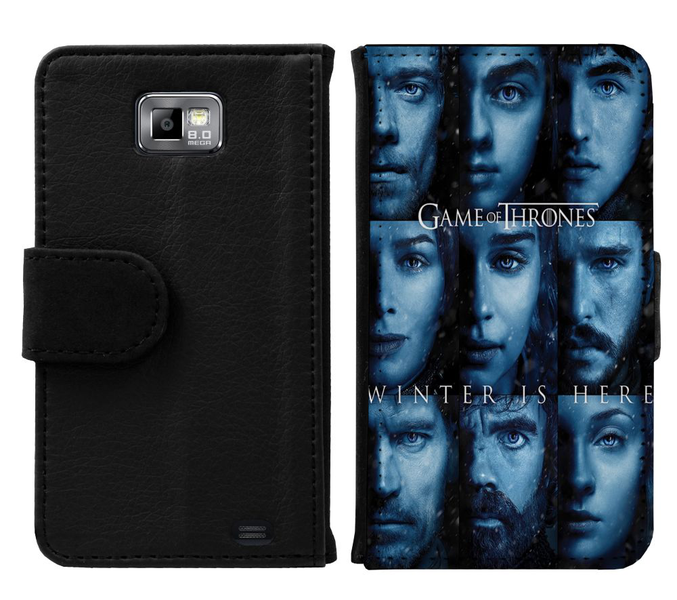 Samsung galaxy s2 plånboksfodral game of thrones