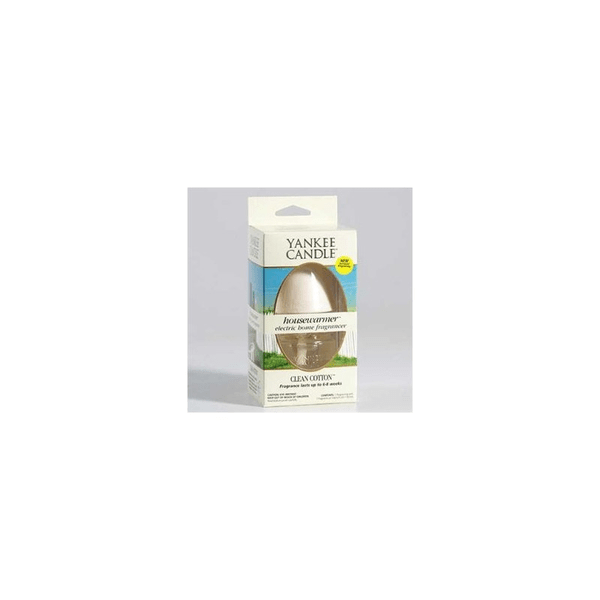Yankee candle clean cotton electric base