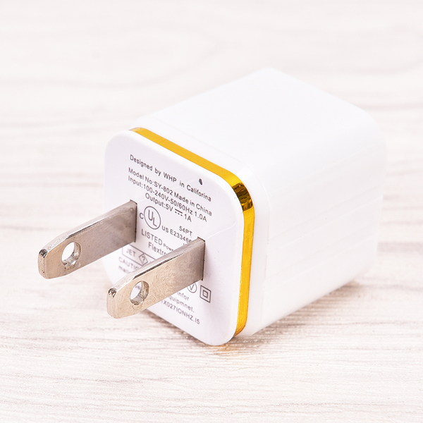 Unbranded 5x usb wall charger power adapter ac home us plug for iphone 6 7
