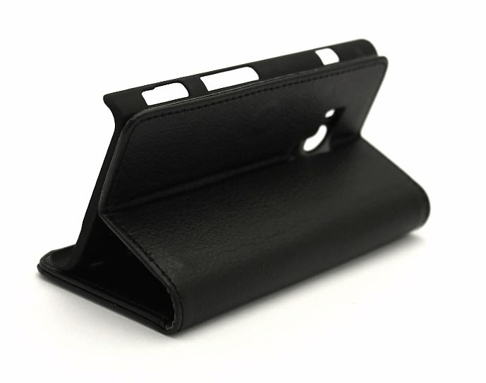 Standcase wallet sony xperia acro s lt26w svart