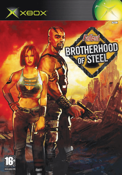 Fallout: brotherhood of steel – xbox