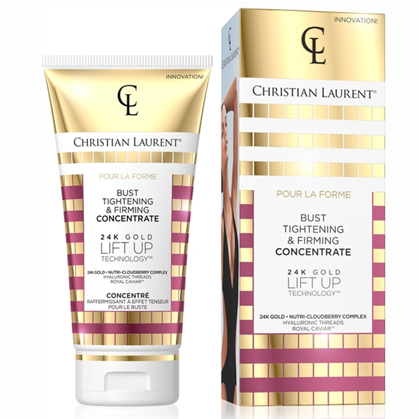 Christian laurent tightening and firming bust concentrate