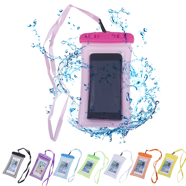 1 pcs under water proof dry pouch bag case cover protector holde