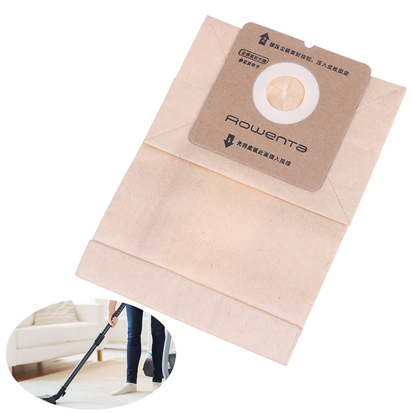 Universal vacuum cleaner bags paper dust bag replace for rowenta