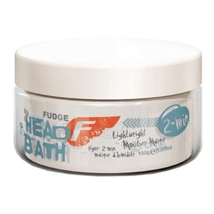 Fudge head bath