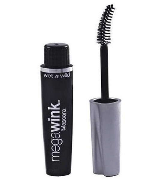 Wet n wild mega wink mascara – very black