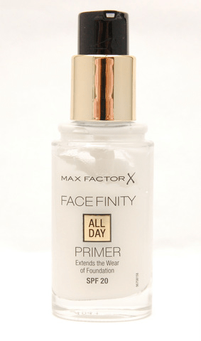 Facefinity all day primer spf20 40ml by max factor