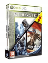 Assassins creed + prince of persia (xbox 360)