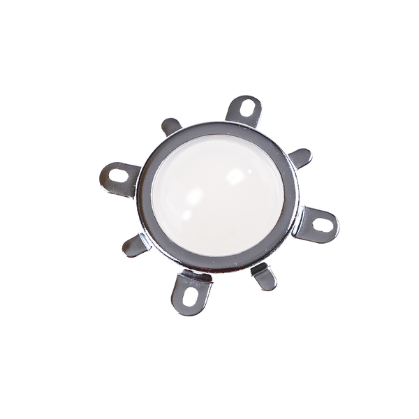 Led 44mm lens + reflector collimator + fixed bracket for 20w-100