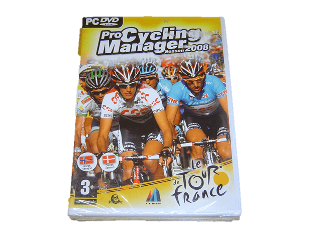 Pc spel – pro cycling manager 2008