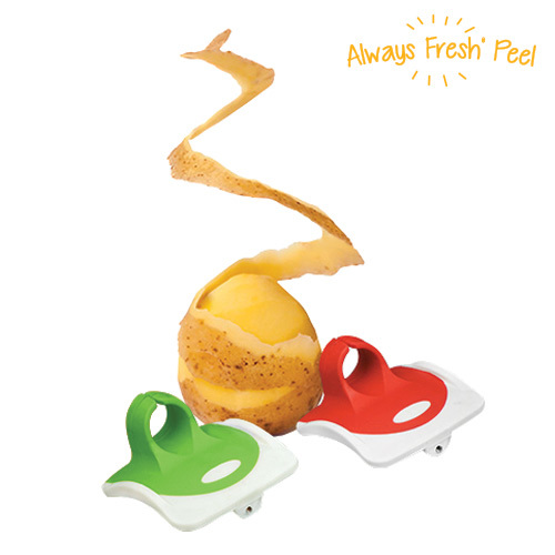 Potatisskalare always fresh peel (2 st)