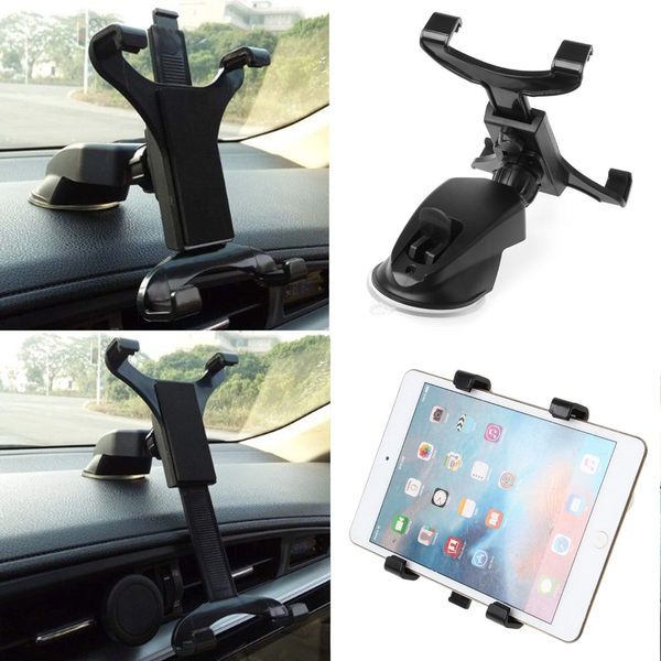Car dashboard mount holder stand 360° for 7-11inch ipad air