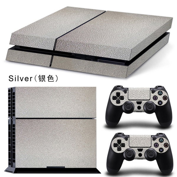 Ps4 skins silver cosmos