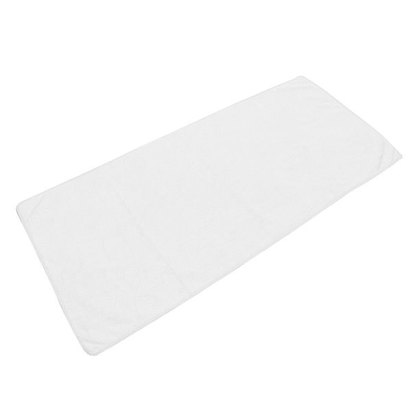 Beauty salon microfiber solid color thickened super absorben