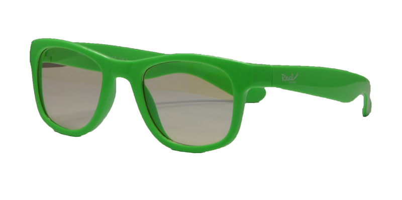 Screen shades neon green 2+